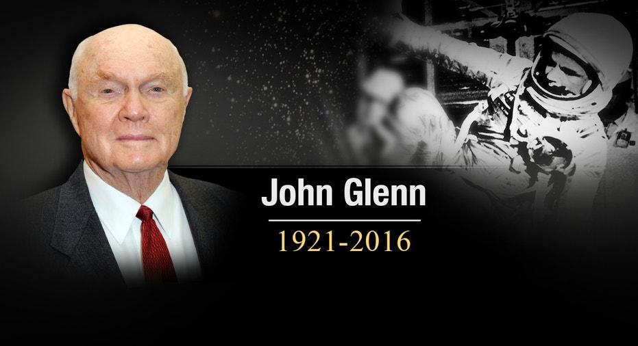 John Glenn Obit, John Glenn