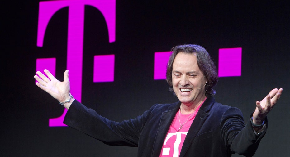 John Legere, T-Mobile CEO