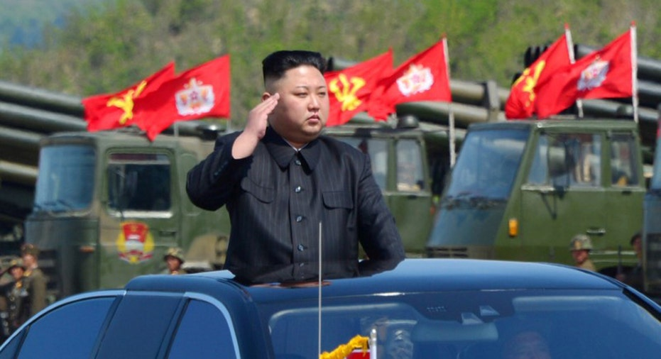 Kim Jong-un FBN