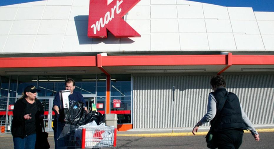 Kmart Shoppers