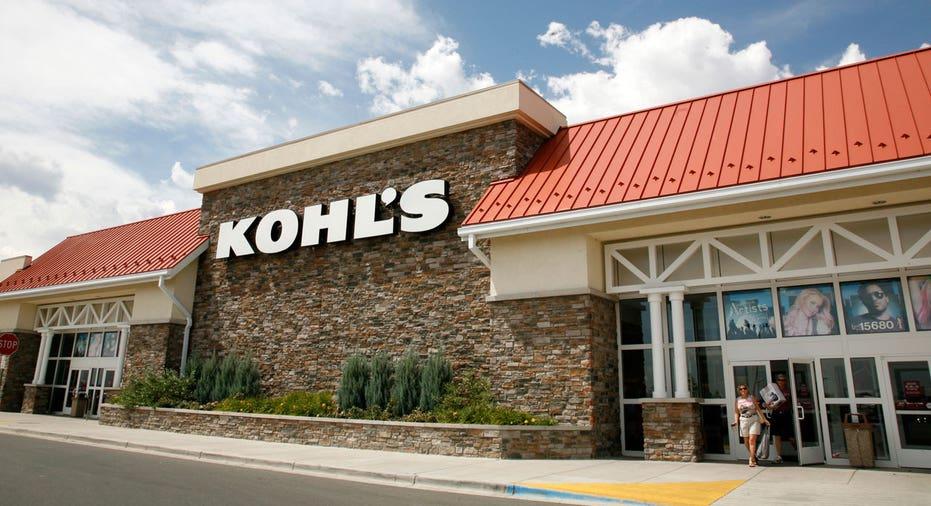 Kohl's store FBN