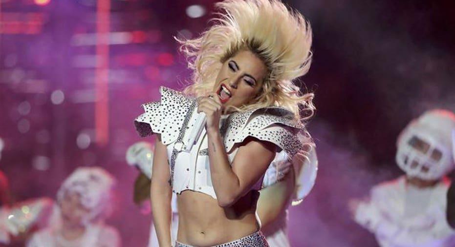 Lady Gaga Super Bowl  Reuters