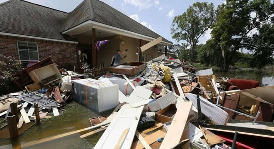 Louisiana Flooding Reuters