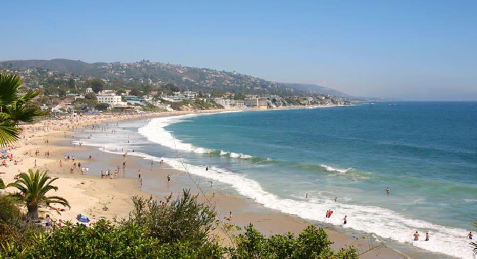 Laguna Beach, California, orange county, travel, vacation, beach