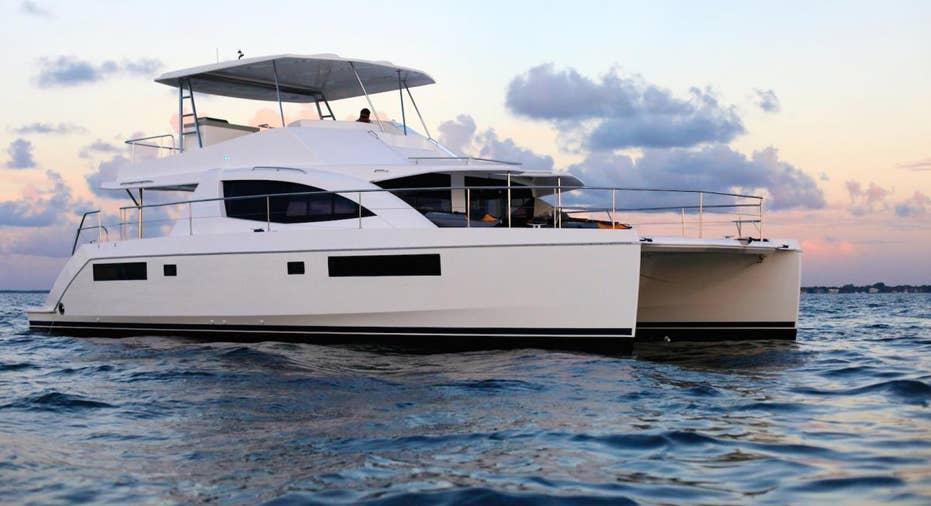 52' Luxury Leopard Power Catamaran in Miami