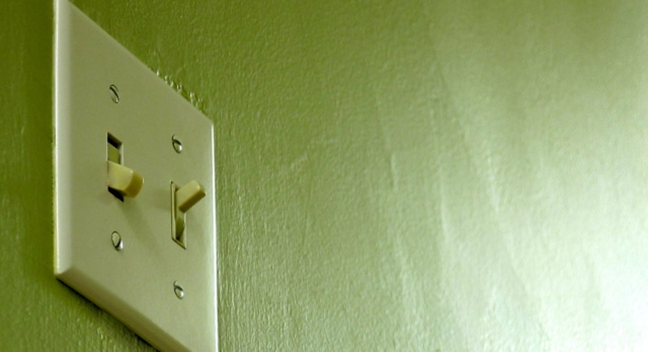 Ceiling Fans, Light Switches