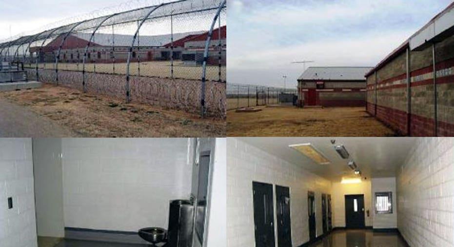 Little Field, TX Detention Center