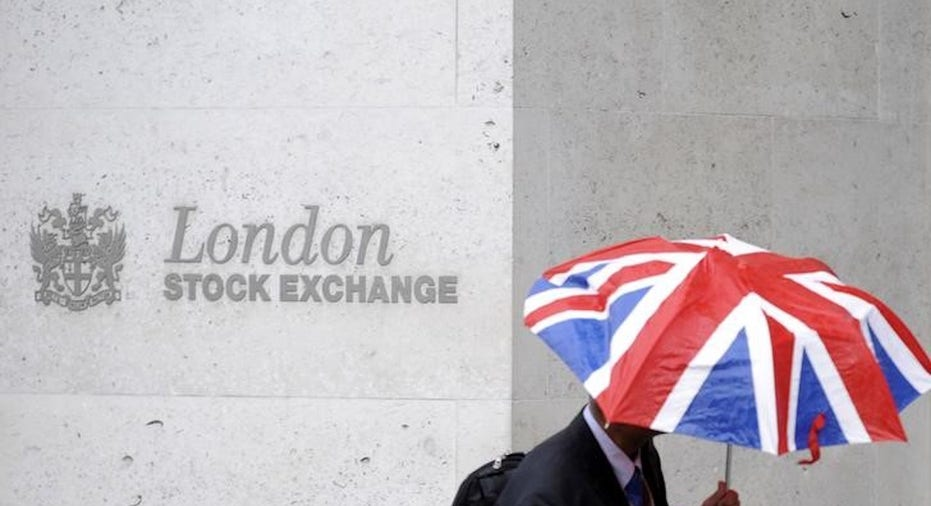 London Stock Exchange, London, England