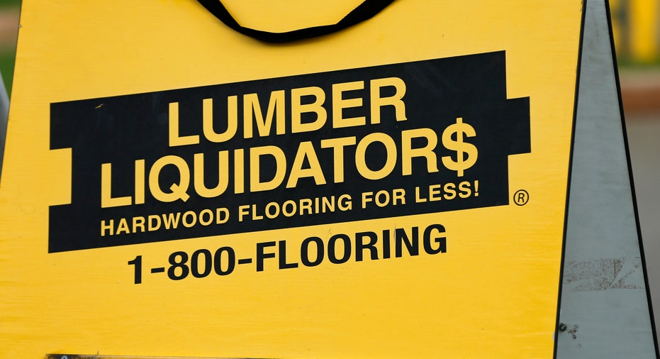 Lumber Liquidators sign FBN