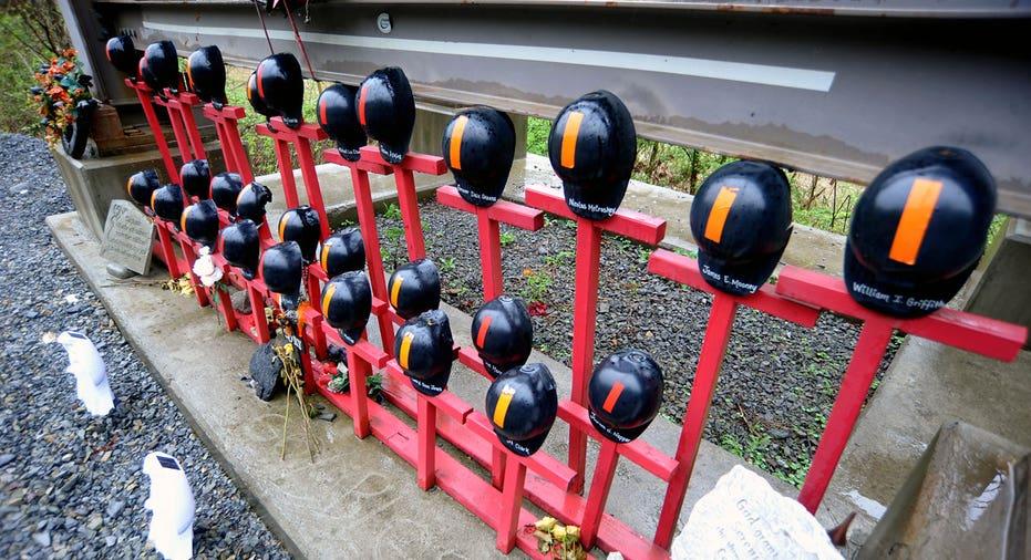 Massey Energy West Virginia 2010 coal mine accident FBN