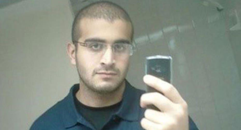 Orlando Shooter Mateen