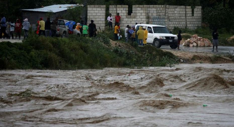 Matthew Haiti  Reuters