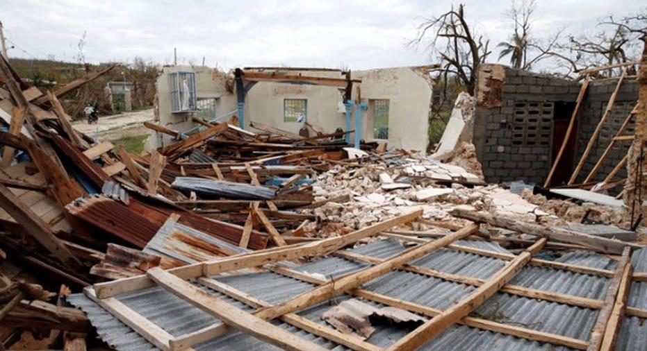 Matthew Haiti Church Reuters