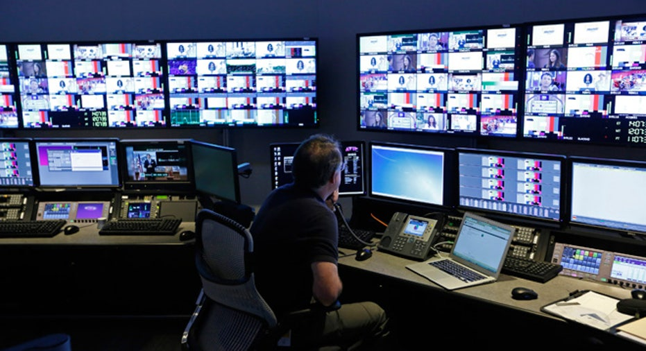media, technician, control room, acquisition, television feeds