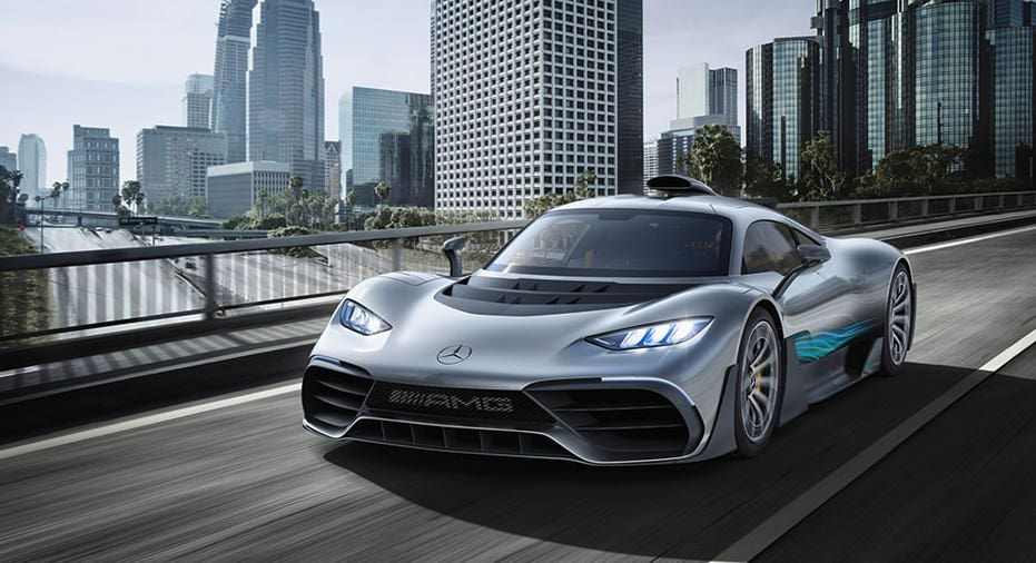 Mercedes-Benz AMG Project One AP FBN
