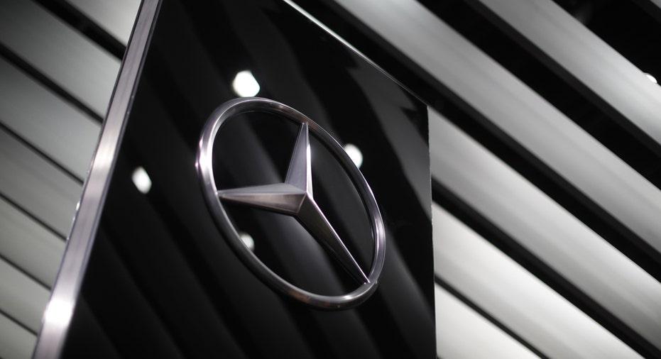 Mercedes-Benz logo FBN