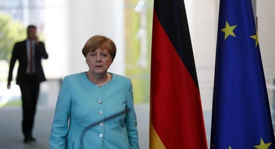 Angela Merkel, Germany PM