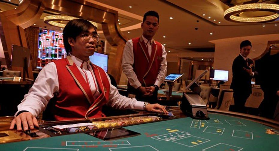 MGM Resorts opens $3.4 billion casino in Macau as revenues boom   Fox  Business