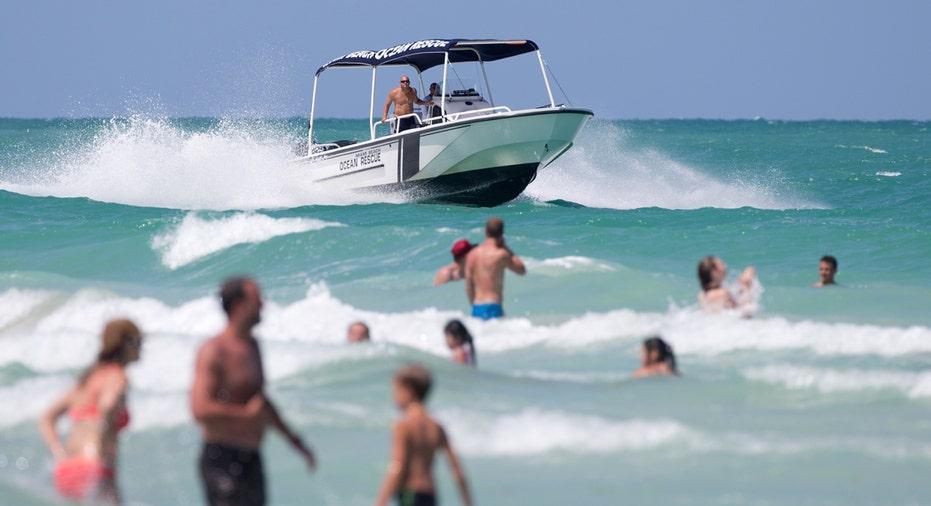 Miami Beach, vacation, beach