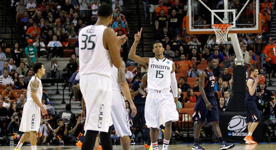 miami hurricanes, ncaa basketball