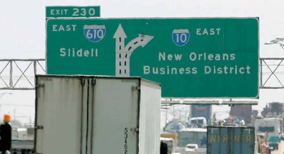 New Orleans Traffic