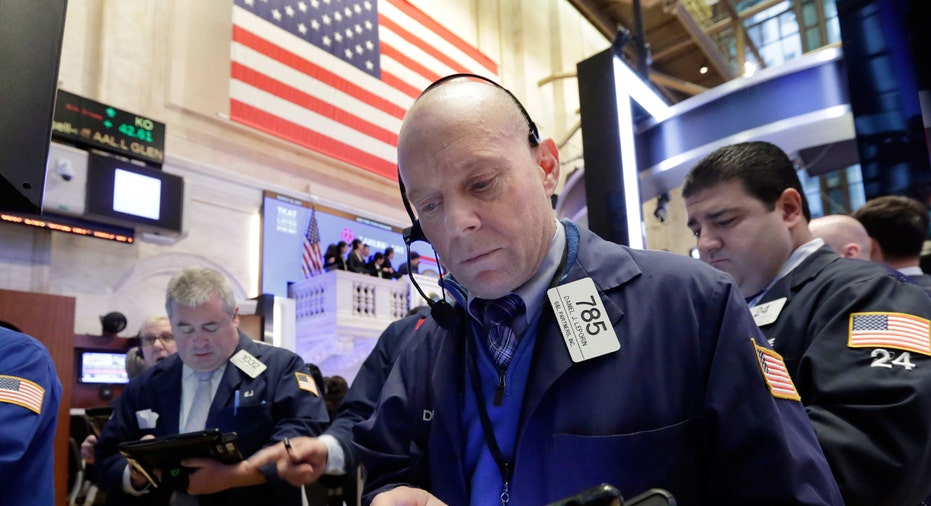 NYSE trader FBN AP