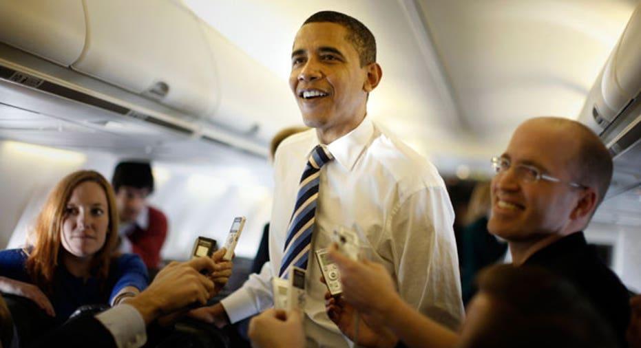 Obama, Campaign Trail