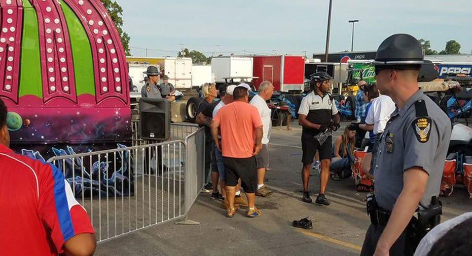 Ohio state fair FBN AP