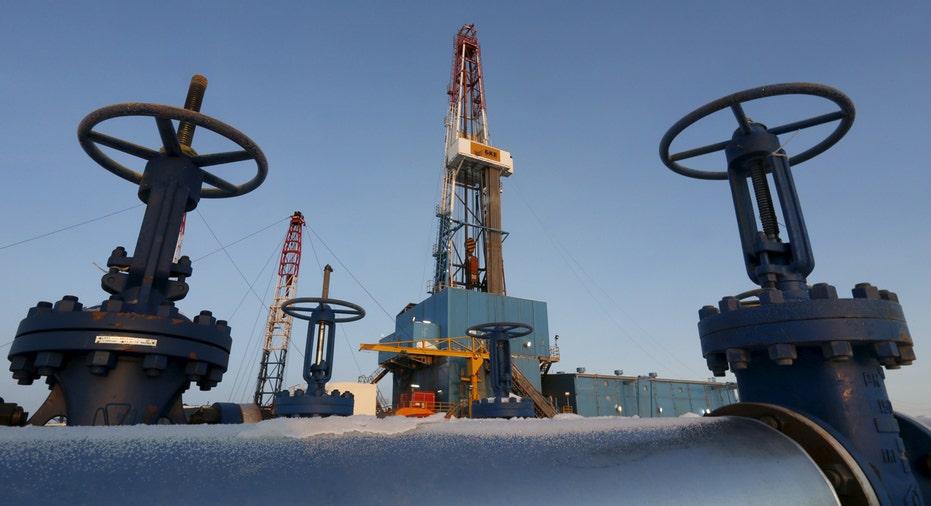 FBN oil pipe drilling rig