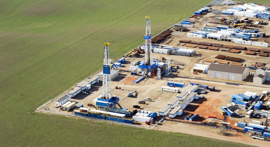 Oil rigs idle in North Dakota FBN