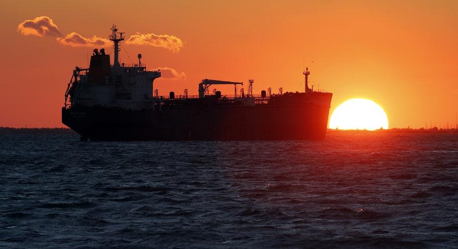 Oil tanker near France FBN