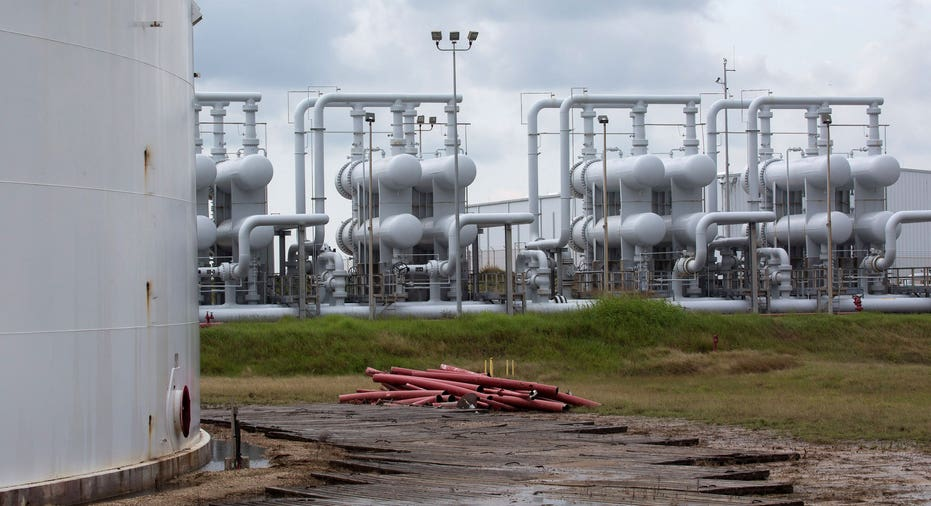 Oil Tanks  Reuters