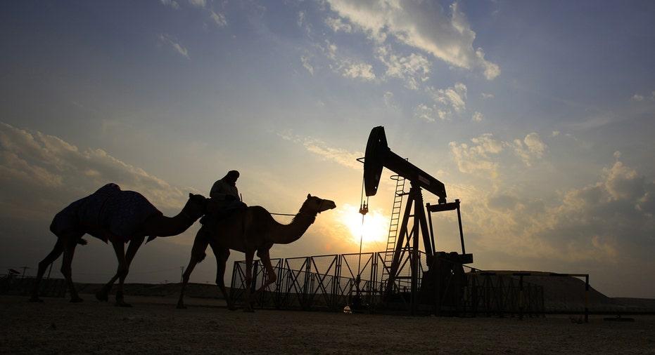 OPEC oil well FBN