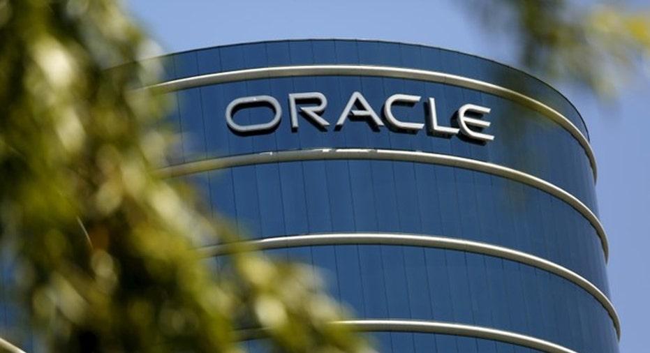 Oracle logo FBN