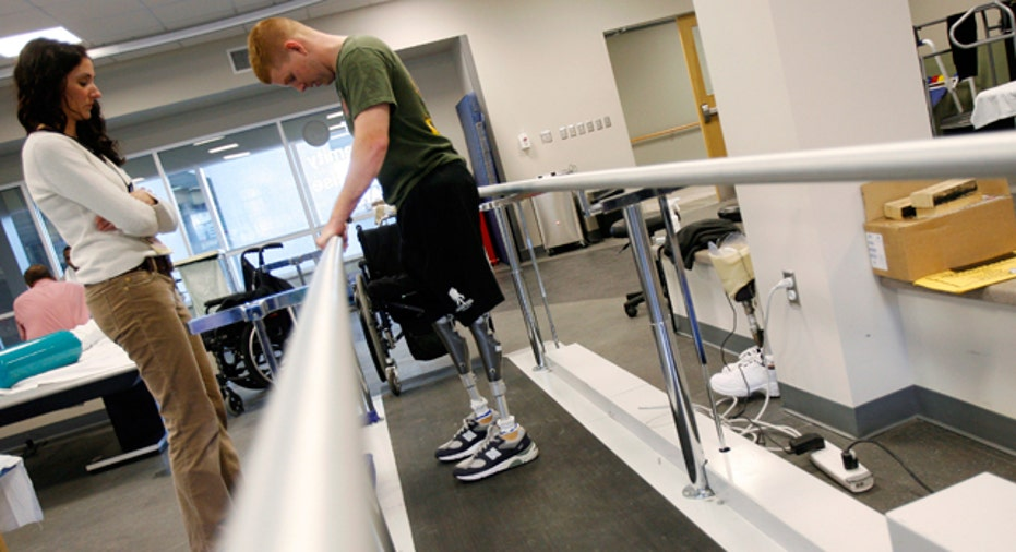 Physical Therapy Military, Reuters
