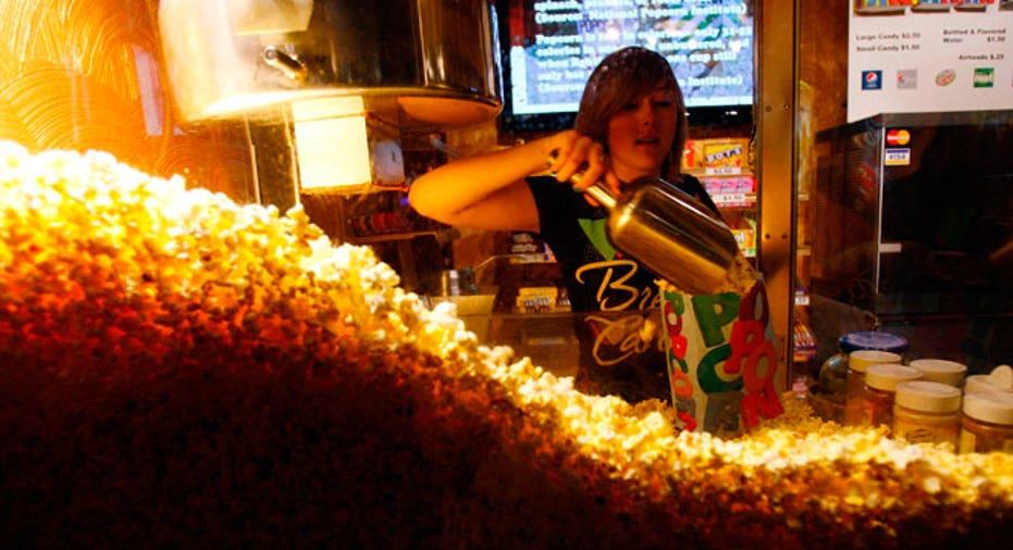 Movies, Popcorn