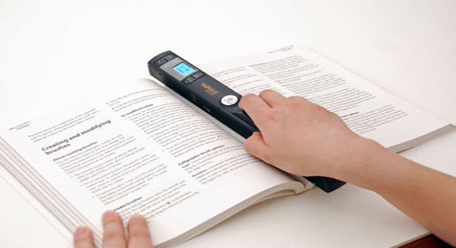 portable scanner vupoint