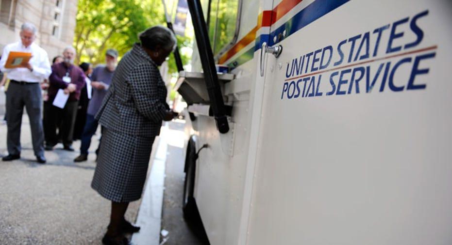 Post Office Mobile Unit Reuters