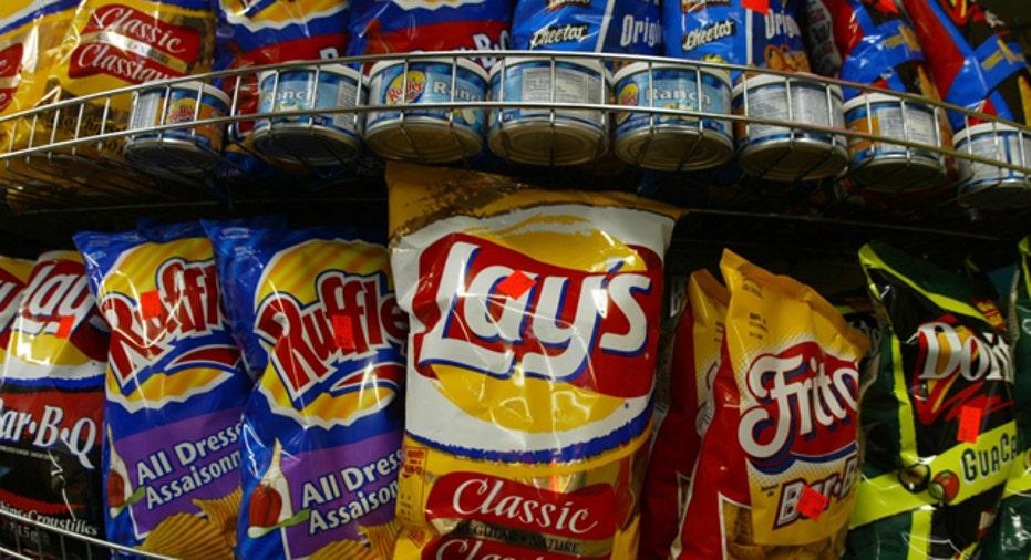 Potato Chips Bags Reuters