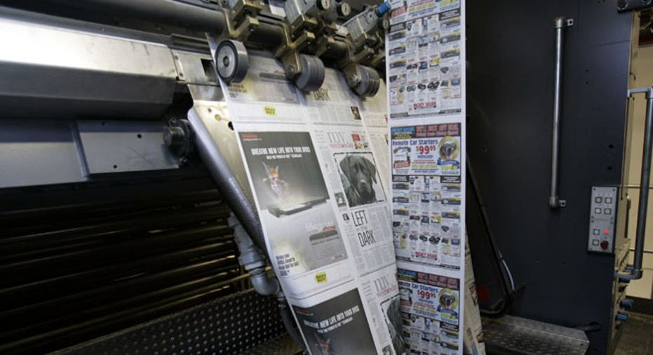printing press, newspaper circulation, newspapers