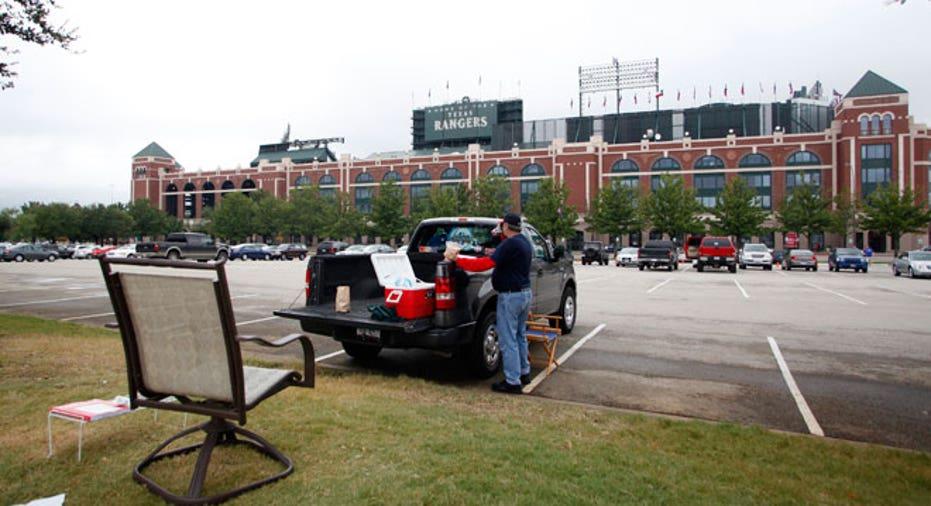 Texas Rangers, stadium, Fort Worth, ballpark, Texas