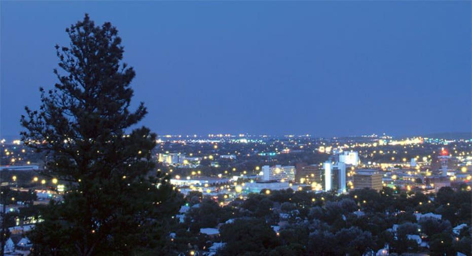 Rapid City, SD