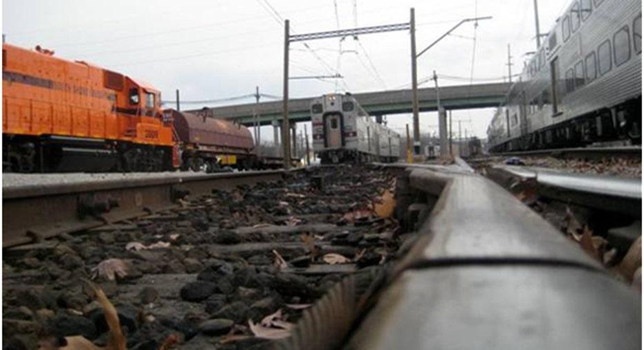 Southshore Freight Rails