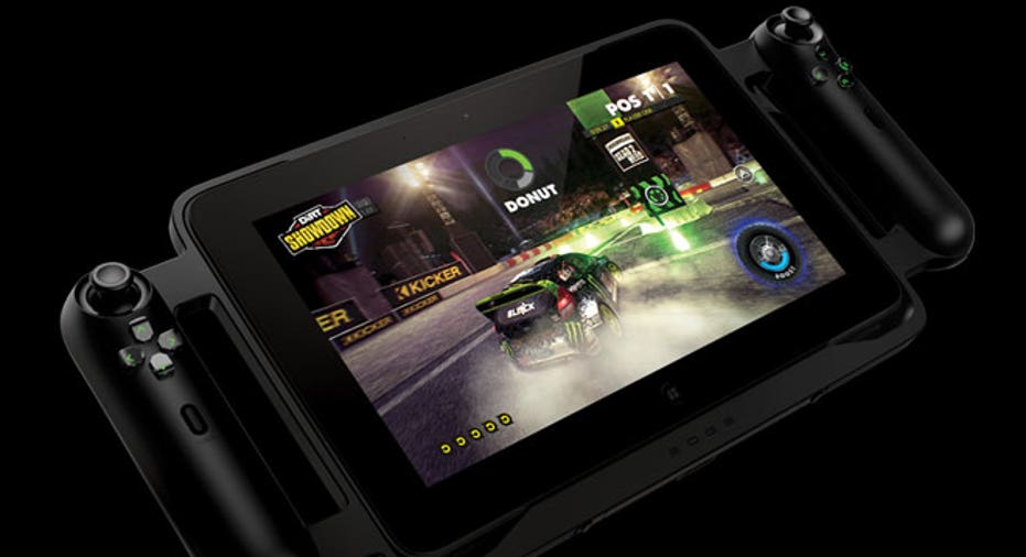 Razor Edge Pro Tablet