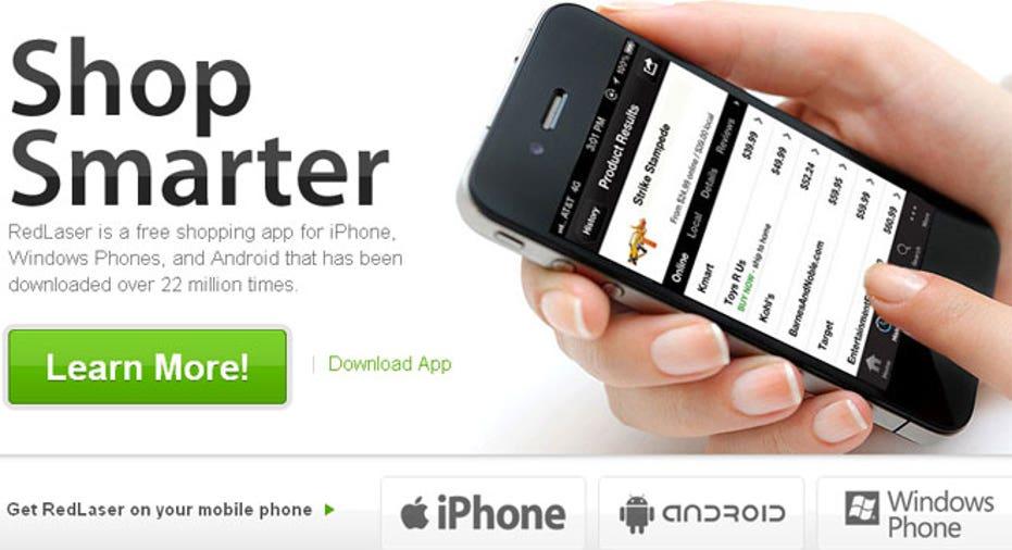 PF redlaser-app