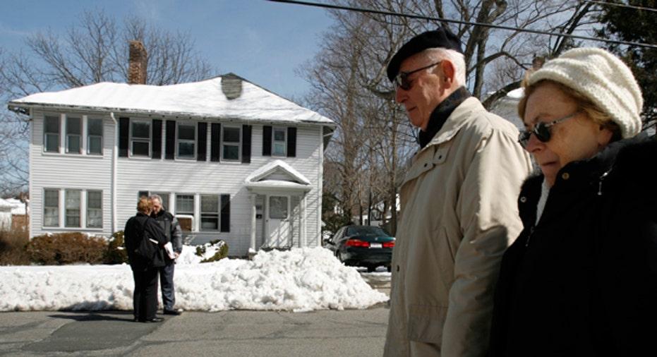 Retired Couple Home FBN