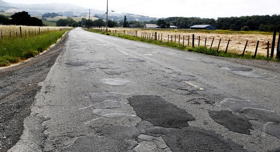 Road potholes FBN
