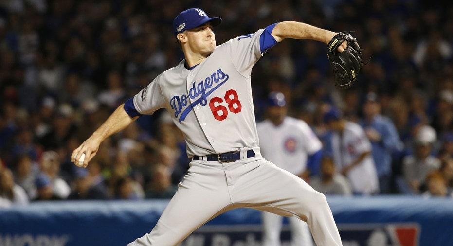 Ross Stripling LA Dodgers FBN
