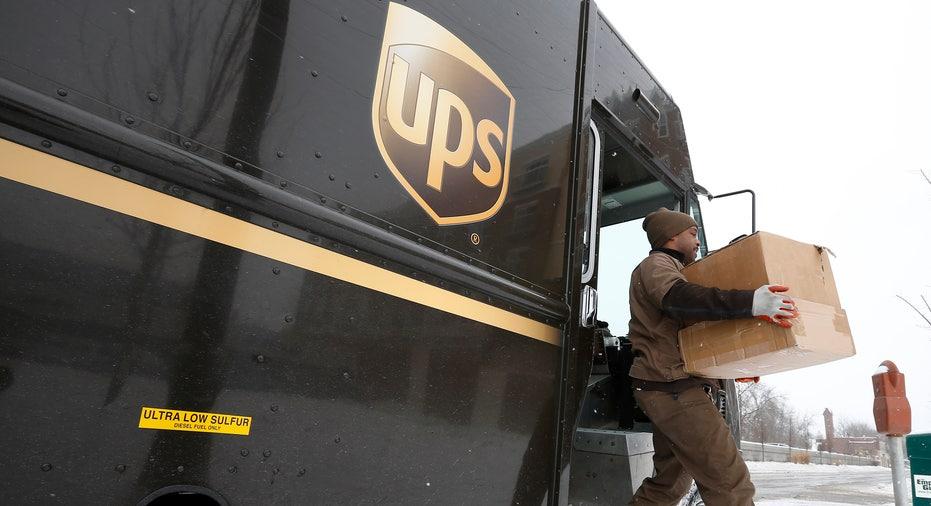 UPS-FLEET/PROPANE