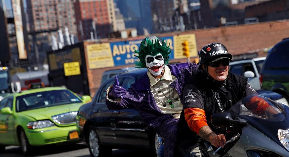 FILM-COMICCON/NEWYORK